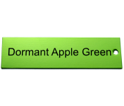 2) DAG Dormant Apple Green