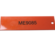 2) Metallic ME9085 Orange