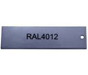 2) RAL 4012 Perlbrombeer